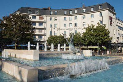 Grand Hotel de la Gare - Angers