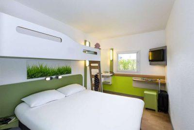 Hotel ibis budget Angers Parc des Expositions à Saint-Sylvain d'Anjou