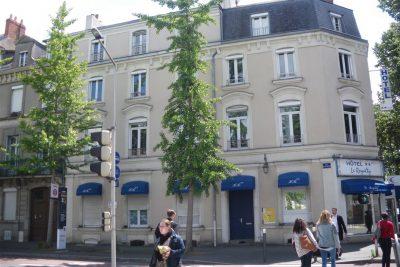 Hotel Le Royalty Angers : hôtel de Charme