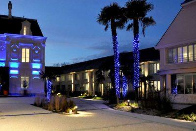 Hôtel Les 3 Lieux - La Nuit - Les Ponts De Cé