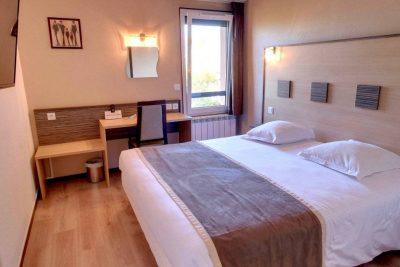 Logis Atoll Hôtel - Angers Beaucouzé